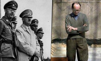Operación Garibaldi: quién fue Adolf Eichmann, el nazi capturado en Argentina | Adolf eichmann