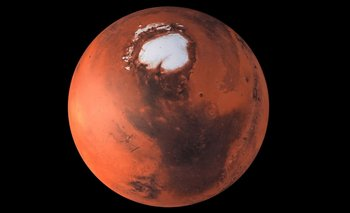 El estudio que revela que la vida podría seguir existiendo en Marte | Espacio exterior