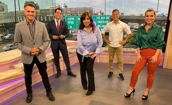 Levantan un noticiero de El Trece por un explosivo cambio   Televisión