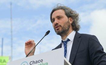 Santiago Cafiero cruzó Macri por vacunarse en Estados Unidos | Coronavirus en argentina