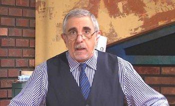 Ricardo Canaletti tuvo que ser internado por COVID-19 | Coronavirus en argentina