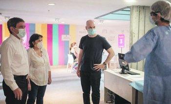 Insólito: Ocaña votó el dictamen que disgustó a Pfizer, pero ahora pide por la empresa | Coronavirus en argentina