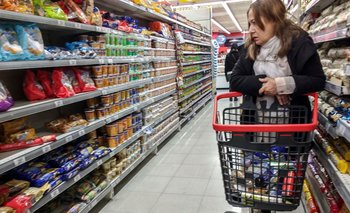 La suba de los alimentos sigue empujando la inflación de mayo | Inflación