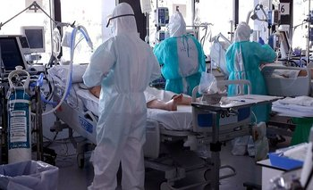 COVID-19: casi 500 muertes y más de 24 mil casos positivos en un día | Coronavirus en argentina