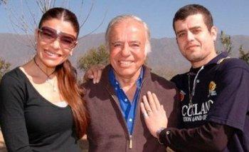 Carlitos Nair rompió el silencio y habló sobre la muerte de Menem | Zulemita menem