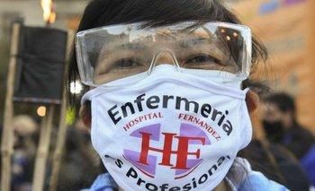 Trabajadores de Salud concretaron un paro por reclamos salariales y laborales | Ciudad