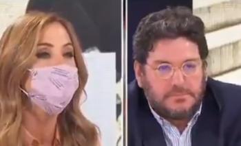 El comentario machista de Avelluto a Tolosa Paz al aire de TN | Televisión