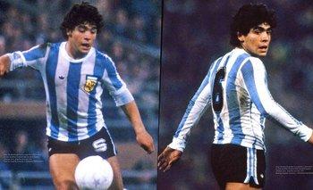 Copa América: el día que Maradona usó la 6 en la Selección Argentina | Copa américa 2021