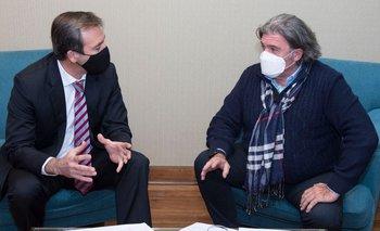 Soria recibió una propuesta de Ramón para modificar la ley de la Procuración | Justicia