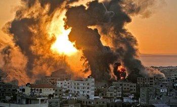 EE.UU. expresó su preocupación por la violencia de Israel en Palestina   Conflicto palestino-israelí