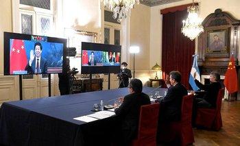 Deuda: respaldo de China a las negociaciones con el FMI | Deuda con el fmi