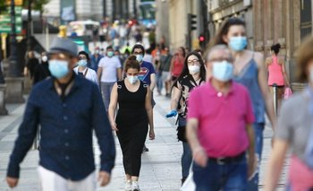 Neuquén multó a más de 60 personas por no usar barbijo: 25 mil pesos cada una | Segunda ola de coronavirus