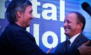 Insaurralde apoyó el proyecto de Máximo Kirchner para reducir tarifas | Crisis económica