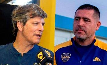 Las bombas de Pergolini contra Riquelme a un día del Superclásico | Boca juniors