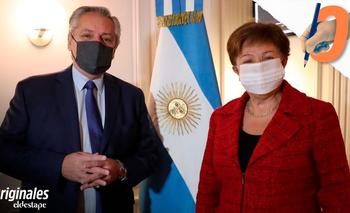 FMI: Argentina se consolida como principal deudor y el Fondo busca salir del problema | Deuda con el fmi