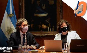 El Gobierno analiza prorrogar el DNU si no sale la ley de restricciones | Coronavirus en argentina