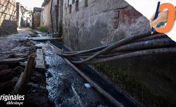 Pobreza: aumentó la cantidad de personas sin gas de red ni cloacas | Indec