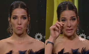 """Juana Viale y el desesperado llanto en vivo: """"Estoy nerviosa""""   Juana viale"""