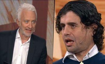 Andy Kusnetzoff y la incómoda pregunta al Carlos Nair Menem en PH   Andy kusnetzoff