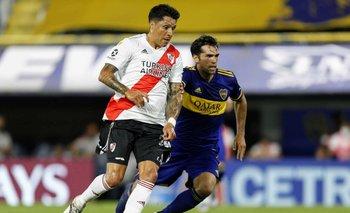 Boca vs. River: TV, streaming y formaciones | Copa de la liga profesional