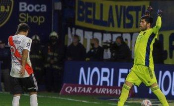 La definición por penales de Boca vs. River en la Bombonera | Fútbol argentino