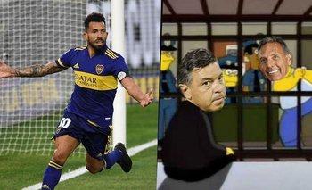 Los memes del Boca-River: las mejores cargadas a Marcelo Gallardo | Superclásico