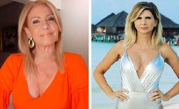 La filosa advertencia de Susana Roccasalvo a Débora Plager | Débora plager