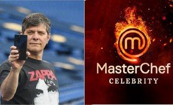 Picante: Mario Pergolini criticó la credibilidad de MasterChef Celebrity | Mario pergolini