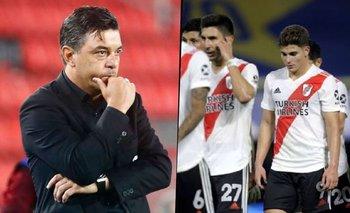 River rompió el silencio y anunció qué hará con las ausencias por COVID | Copa libertadores