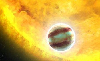 Detectan por primera vez una molécula terrestre en un exoplaneta | Espacio exterior