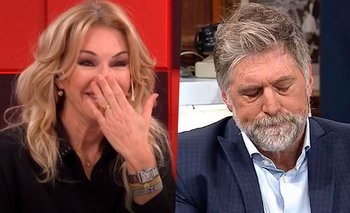 Yanina Latorre escrachó a Horacio Cabak sin saber que estaba en vivo | Televisión