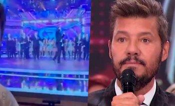 Un aliado de Macri se filmó al lado del televisor insultando a Tinelli | Televisión
