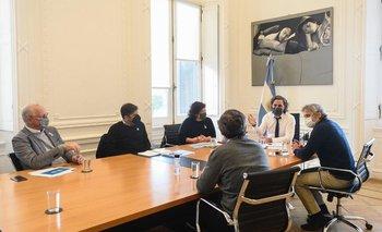 El Gobierno se reúne con PBA y Ciudad para definir medidas | Coronavirus en argentina
