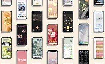 Android 12: qué modelos son compatibles y cuáles son sus nuevas funciones | Android