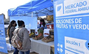 Tigre: se inició el Mercado Federal Ambulante para fomentar el consumo interno | Lucha contra la inflación