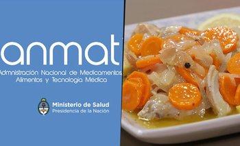 La ANMAT prohibió un pollo al escabeche: cuál es la marca   Anmat