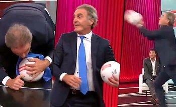 ¡Enloqueció! Los desopilantes consejos de Ruggeri para Enzo Pérez | River plate