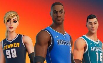 NBA en Fortnite: el Crossover: la NBA llega al popular battle royale de cara a los playoff   Gaming