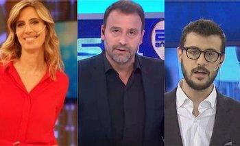 "Adrián Pallares furioso con Diego Leuco y Luciana Geuna: ""Después no se quejen"" | Farándula"