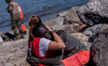 Masiva llegada de migrantes marroquíes a España | Europa