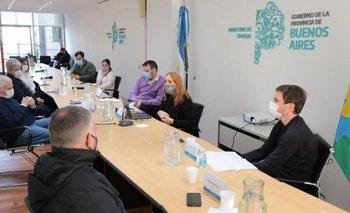 Provincia presentó las medidas productivas a sindicatos industriales   Reactivación económica