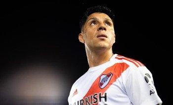 Con Enzo Pérez como arquero, así formará River en la Libertadores | Copa libertadores