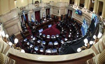 Con cambios, el Senado trata el proyecto para fijar restricciones | Coronavirus en argentina