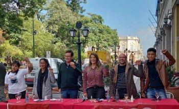 Se lanzó el frente de unidad de la izquierda en Salta | Elecciones 2021