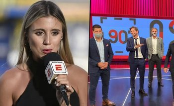 Fuertes rumores vinculan a More Beltrán con otro conductor de ESPN | Morena beltrán
