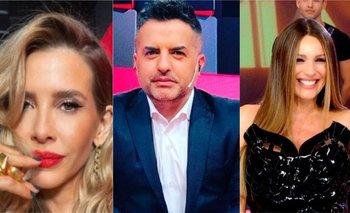 La fuerte revelación de Ángel de Brito sobre Pampita y Guillermina Valdés | Showmatch