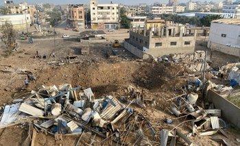 Israel y Hamas acordaron un alto el fuego en la Franja de Gaza | Conflicto palestino-israelí