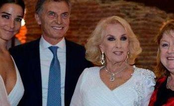 Mauricio Macri estará el sábado en La Noche de Mirtha   Televisión
