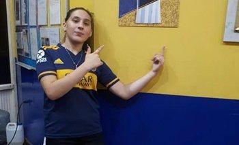 Encontraron a Brenda Alfonso, la jugadora de Boca que estuvo desaparecida | Boca juniors