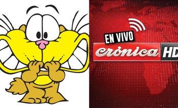 Nik lo hizo otra vez: ahora, le copió una idea a Crónica | Crónica tv